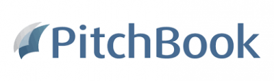 Logo for company, PitchBook